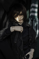 Cunning.Ambitious.Loyal (Sugar Lokifer) Tags: sdgr luts hybrid ssdf delf super senior minoru kamimura volks doll bjd ball jointed