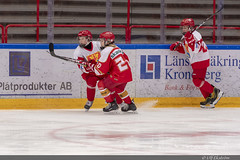 Troja vs Skövde 04 (himma66) Tags: onepartnergroup hockey ishockey icehockey youth troja trojaljungby skövde ice cup puck skate team ljungby ljungbyarena
