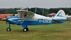 D-EDCH - Piper PA-22-160 Tri-Pacer    Schaffen Diest (V77 RFC) Tags: august2010
