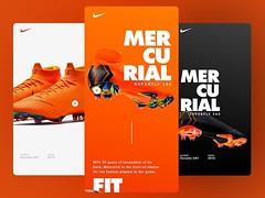 Nike Mercurial by Daniel Sales (inspiration_de) Tags: nikeui product shoes