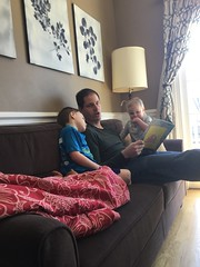 """Daddy Reads to Paul and Dani • <a style=""""font-size:0.8em;"""" href=""""http://www.flickr.com/photos/109120354@N07/46755134134/"""" target=""""_blank"""">View on Flickr</a>"""