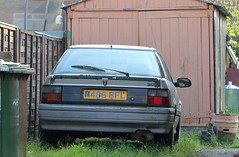 M486 BFL (Nivek.Old.Gold) Tags: 1994 rover 216 sli 16v 5door marshall huntingdon
