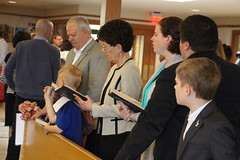 Declan's First Communion (Mike and Sarah Hays) Tags: alice grandad annie tom liam