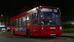 The Last Metroline 228 (londonbusexplorer) Tags: metroline west adl enviro 200 de1662 yx09aeo 228 maida hill the chippenham central middlesex hospital tfl london buses