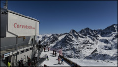 _SG_2019_03_3006_IMG_7207 (_SG_) Tags: schweiz suisse switzerland daytrip tour wandern hike hiking corvatsch piz mountain bernina alps engadin graubünden cable car summit 3303 eastern st moritz furtschellas glacier