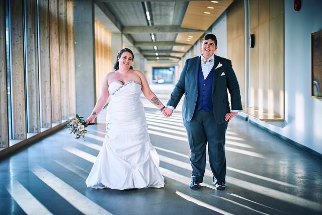 Vanessa & Taylor wedding