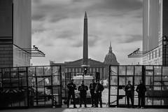 Paris 2019, Concorde (hp chavaz) Tags: evenementpublic forcesdelordre france manifestation paris protest street streetphotography monochrome rueroyale urban unexplored fav10