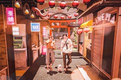 I think we are lose bro please look in map T T (Chiaki♪) Tags: secondlife bff bestfrind bro walking lose walk stand sunset sunlight chaochao dog doglover train boy travel japan tokyo japanese korean sl cat shrine temple