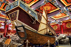 Old Boat at Display (ZillayAli) Tags: sony a7iii a73 mirrorless kitlens sonyfe28mm70mm 2870 f35f56 f3556 zoom femount sonyfe architecture colours details