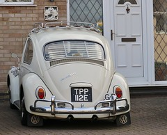 TPP 112E (Nivek.Old.Gold) Tags: 1967 volkswagen beetle 1500