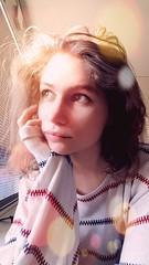 The Thinker (korwis) Tags: girl portrait thinking selfportrait swedish sweden