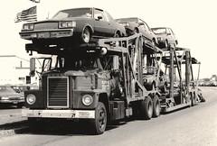 Dodge: Olympic A/S (Minn) (PAcarhauler) Tags: carcarrier dodge truck trailer tractor mopar