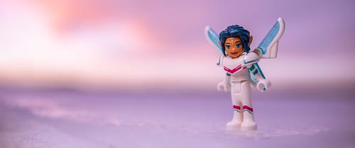 #ElvesDay 35 - Space Elf