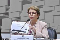 CRA - Comissão de Agricultura e Reforma Agrária (Senado Federal) Tags: audiênciapública cra diretrizes ministériodaagriculturapecuáriaeabastecimento programasprioritário ministraterezacristina brasília df brasil bra