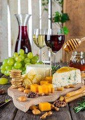 Appetizer bottle brie - Credit to https://homegets.com/ (davidstewartgets) Tags: appetizer bottle brie camembert cheese plate composition delicious dish drink food fruit glass gourmet grape honey snacks table traditional wine wooden
