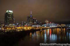 Nashville at Night (Mellon 99) Tags: night lights nashville