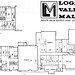 Logan Valley Mall 1982 Map