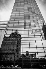 On Reflection (broadswordcallingdannyboy) Tags: nyc ny newyorkcity city usa us america eastcoast newyork copyrightleonreillyphotography light holiday leonreilly eos7d eflens cityscape canon winter newyorkwinter creative lightroom metropolis iconic february2019 donotcopy newyorkstateofmind newyorkminute bw mono blackandwhite mood atmosphere dramatic nycbw newyorkcitybw natural 5thave 5thavenue window nycinbw