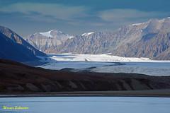73° 15' N. Bylot Island, Nunavut, Canada (schneider.wk) Tags: bylotisland nunavut canada arctic glaciers sermilikglacier byammartinmountains eclipsesound