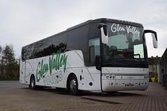 H14GVT  (YJ11GKO)  Glen Valley, Wooler (highlandreiver) Tags: h14gvt h14 gvt glen valley wooler northumberland van hool bus coach coaches gretna green yj11gko gko yk11