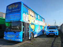 Daft as a Brush P25 DAB (buses7675!) Tags: stagecoachmcsl daftasabrush dennistrident2 alexanderalx400