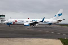 Boeing 737-8Q8(WL) Enter Air SP-ENX (herpeux_nicolas) Tags: boeing boeing7378q8wl 7378q8wl b737800 b737 737800 enterair spenx 7378q8 msn30627 cn3027 ln752 n1786b y189 cfmi cfm567b27 cfmicfm567b27 cfminternational e4 orl tarmac rolling 100yearsofindependence 100latniepodległości winglets winglet nextgen charter lowcost