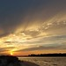 Hunting Island State park sunset (Ed W. Visser) Tags: huntingisland sunset sandbank evening atlanticocean exploremar222019380