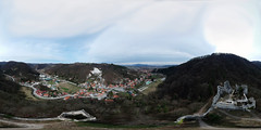 stari grad i okolica 360 (mdunisk) Tags: equirectangular 360º