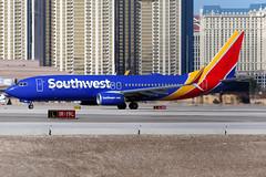 Southwest Airlines | Boeing 737-800 | N8691A | Las Vegas McCarran (Dennis HKG) Tags: aircraft airplane airport plane planespotting canon 7d 100400 lasvegas mccarran klas las southwest southwestairlines swa wn boeing 737 737800 boeing737 boeing737800 n8691a