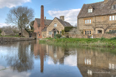 Lower Slaughter - Cotswolds (71-5) (Malcolm Bull) Tags: 20190413cotswolds00712345tonemappededited1web include lower slaughter cotswolds