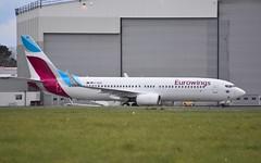 D-ABAF B737 86J Eurowings (corrydave) Tags: 30878 b737 b737800 eurowings shannon iac dabaf