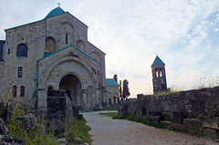 Bragrati cathedral (LeelooDallas) Tags: kutaisi asia georgia europe cathedral architecture church landscape dana iwachow dragoman overland silk road trip october 2018