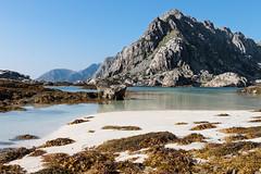 The Blue Lagoon (Role Bigler) Tags: canoneos500d efs15853556usm efs1585mmf3556isusm lofoten lofotenislands natur norge norwegen lagoon mountain nature norway thebluelagoon