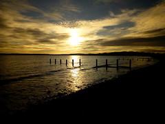 The Light Fades (gcobb84) Tags: sunset beach light