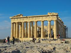 The Acropolis #12 (jimsawthat) Tags: ancient stone ruins parthenon acropolis urban athens greece