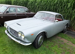 Lancia Flaminia GT Coupé (Touring) (Zappadong) Tags: lancia flaminia gt coupé touring classic days schloss dyck 2017 zappadong oldtimer youngtimer auto automobile automobil car coche voiture classics oldie oldtimertreffen carshow