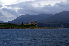 Duart Castle (ChiralJon) Tags: duart castle isle mull scotland scottish tourism scenery landscape photography mountains ecosse escocia szkocji шотландии 苏格兰
