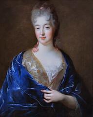 IMG_4208C François de Troy .1645 - 1730. Paris.   Portrait de Dame  Portrait of lady. Rouen  Musée des Beaux Arts (jean louis mazieres) Tags: peintres peintures painting musée museum museo lafemmedanslapeintureeuropéenne thewomanineuropeanpainting