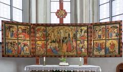 Altar Bad Wildungen (mz_view) Tags: 1403 conradvonsoest conrat evangelischestadtkirchebadwildungen wildungeraltar sonynex7 matthiaszabanski germany deutschland hessen badwildungen