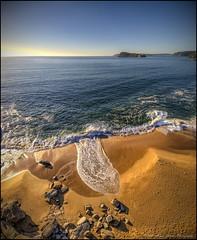 Morning Pearl Beach Evo 3x B (GTV6FLETCH) Tags: pearlbeach centralcoastnsw lionisland australia autel autelevo autelrobotics drone panorama pano