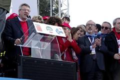_IMG0448 (i'gore) Tags: roma cgil cisl uil futuroallavoro sindacato lavoro pace giustizia immigrazione solidarietà diritti