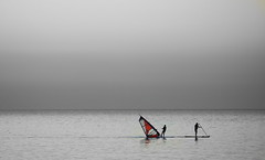 2018_07_31_2902a (Talisman Pickering) Tags: windsurfing paddleboarding water selectivecolor colorsplash vancouverisland