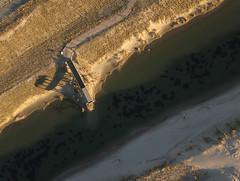 Noordzeekust bij Petten (5) (de kist) Tags: kap thenetherlands nederland petten camperduin hondsbossche zeewering dijk dike noordzee noordzeekust northseacoast kust coast aerial luchtfoto aerialphotography luchtfotografie