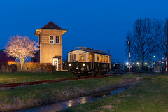 SGB C909 'Ome Ceesje' (Durk Houtsma.) Tags: sgb goes borssele 121 motorwagen stoomtreingoesborssele omc c909 oersik stoomtrein locomotor zeeland nederland nl