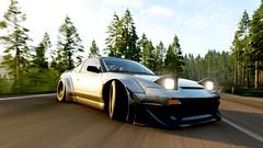 180SX (KillBones) Tags: forza horizon 4 drift voiture route