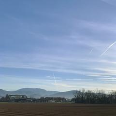 (Paolo Cozzarizza) Tags: italia lombardia bergamo castellicalepio panorama cielo alberi