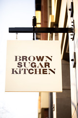 Brown Sugar Kitchen (Thomas Hawk) Tags: america bsk bayarea broadway brownsugarkitchen california eastbay oakland sfbayarea usa unitedstates unitedstatesofamerica uptown westcoast breakfast brunch norcal restaurant us fav10 fav25