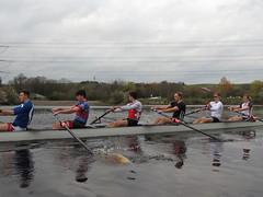 IMG_1053 (NUBCBlueStar) Tags: rowing remo rudern river aviron february march star university sunrise boat blue nubc sculling newcastle london canottaggio tyne hudson thames sweep eight pair