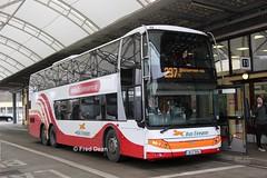 Bus Eireann LD225 (08D70154). (Fred Dean Jnr) Tags: buseireann daf sbr4000 vdl berkhof axial ld225 08d70154 parnellplacebusstation cork march2019 buseireannroute237