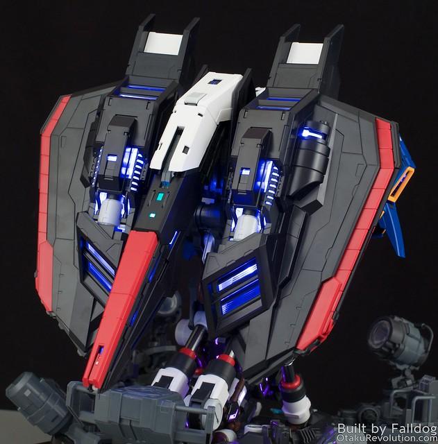BSC Zeta Gundam Bust 10 by Judson Weinsheimer
